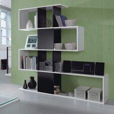 145 cm Bücherregal Zig-Zag