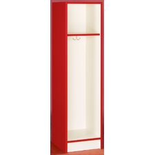 1 Tier 1 Wide Contemporary Locker