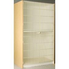 Music Instrument Storage with Doors