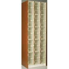 Music Instrument Storage with Grille Doors