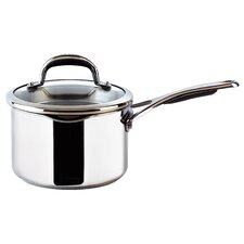 Stainless Steel Saucepan with Lid II