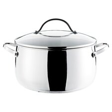 Prestige 5.7 L Stock Pot with Lid
