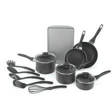 11-Piece Non-Stick Cookware Set