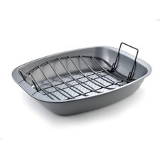 Cook Roaster with Rack in Grey