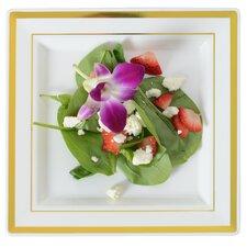 "Square Splendor 7.25"" Decorative Trim Plate"