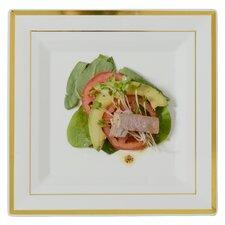 "Square Splendor 10"" Decorative Trim Plate"