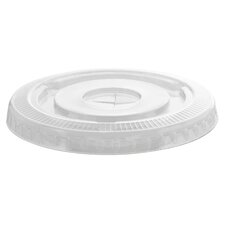 Super Sips 31 Mm Pet Flat Lid With Slot (Set of 1000)