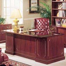 Bedford Single Pedestal Executive Desk