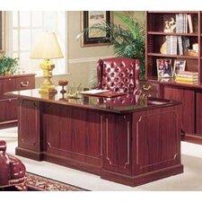 Bedford 4-Piece Standard Desk Office Suite