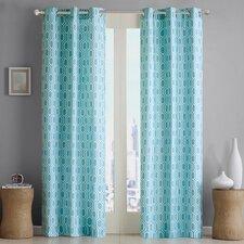 Viva Window Curtain Panel (Set of 2)