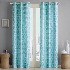 Viva Window Curtain Panel (Set of 2)