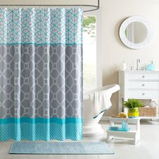 Clara Microfiber Shower Curtain