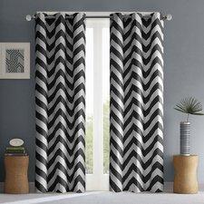 Libra Window Curtain Panel (Set of 2)
