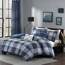 Camilo 4 Piece Comforter Set