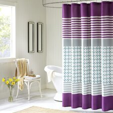 Lacey Shower Curtain