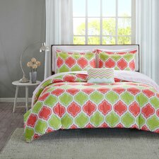 Dixie Complete Bed and Sheet Set