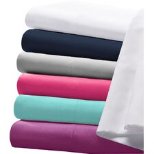 Intelligent Design Solid Microfiber Sheet Set