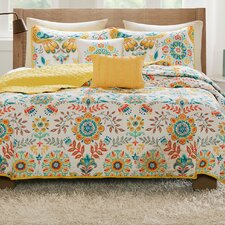 Nian Coverlet Set
