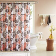 Marie Printed Shower Curtain