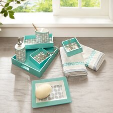 Lita 4 Piece Decorative Tray Set