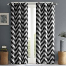 Libra Window Curtain Panel (Set of 2)