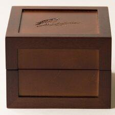 Sparrow Motif Medium Jewelry Box
