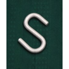 S Hook (Set of 50)