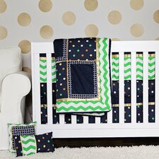 10 Piece Crib Bedding Set
