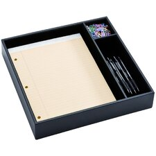 Conference Room Organizer Tray