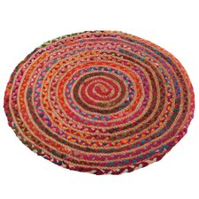 Multi-Coloured Area Rug
