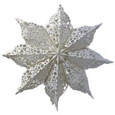 30 cm Lampenschirm Star aus Papier