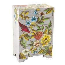 Medium Floral Accessory Box