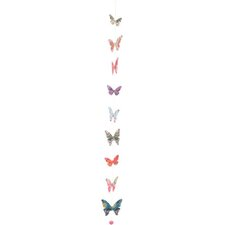 Deko-Anhänger Schmetterlinge