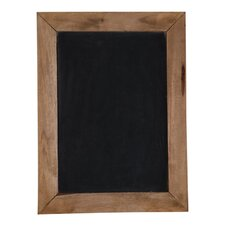 Recycled Wood Frame Chalkboard