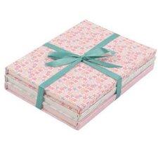3 Piece Ditsy Print Notebooks Set
