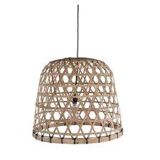 50 cm Lampenschirm aus Bambus
