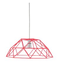 41 cm Lampenschirm aus Metall