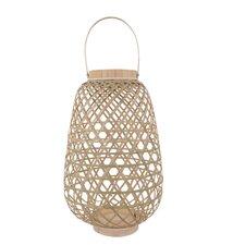 Laterne aus Bambus