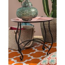 Morrocan Tray Side Table