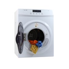 3.5 Cu.ft. Electric Dryer with Sensor Dry