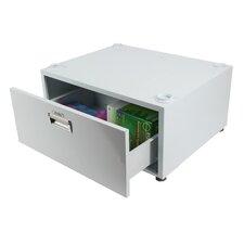 Washing Machine Pedestal with Storage Drawer