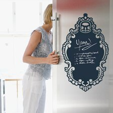 Removable Chalkboard Wall Decal