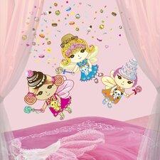 Just for Fun Sweet Dreams Fairies Wall Decal