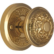 Aydon Decorative Mortice Knob (Set of 2)
