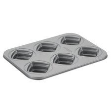 Non-Stick Stacked 37.8 cm Carbon Steel Cakelette Pan