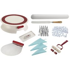 Ultimate Cake Decorating Set
