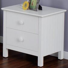 Dakota 2 Drawer Nightstand