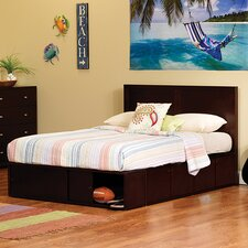 Modeno Full Panel Customizable Bedroom Set