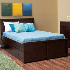 Peyton Full Platform Customizable Bedroom Set
