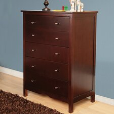 Seneca 5 Drawer Chest